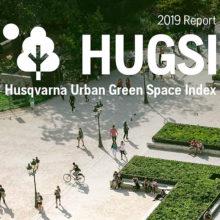 Husqvarna presenta HUGSI, Inteligencia Artificial para los espacios verdes