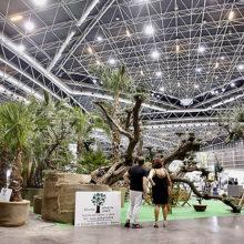 Iberflora 2019 celebra su edición más sostenible y verde
