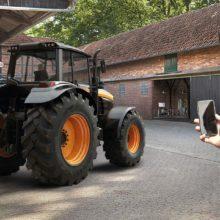 Continental VF TractorMaster Hybrid, el neumático inteligente