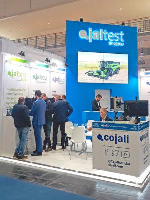Nuevos Jaltest y conexión Isobus de Cojali