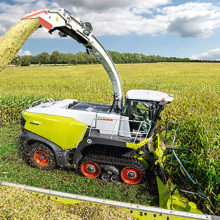 "Claas recibe 3 premios ""Machine of the Year 2020"" en Agritechnica"