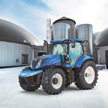 """New Holland gana dos premios """"Tractor of the Year 2020"""""""
