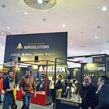 El sector español de maquinaria agrícola, fiel a su cita con Agritechnica