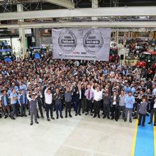 La planta de CNH Industrial en Turquía logra el Silver Level en Fabricación