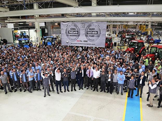 CNH Industrial, planta de Turquía