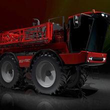 Agrifac presenta el nuevo Condor V, con nuevo diseño y rendimiento mejorado