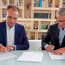 Las compañías Granit Parts y Cojali firman un acuerdo de colaboración
