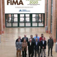 Reunión del Jurado del Concurso de Novedades Técnicas de FIMA