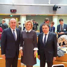 España, Francia y Alemania plantean una PAC ambiciosa