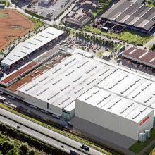 Claas amplía el centro logístico de Hamm con un nuevo almacén en altura