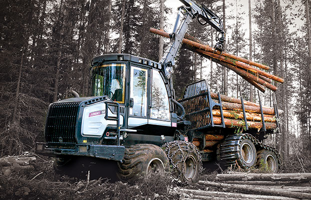 Logset 5F GT