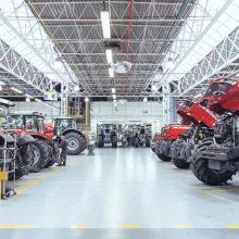 AGCO amplía sus instalaciones de Massey Ferguson en Beauvais, Francia