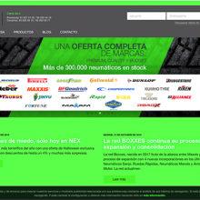 Cambios organizativos en NEX Tyres y Rodi Motor Services
