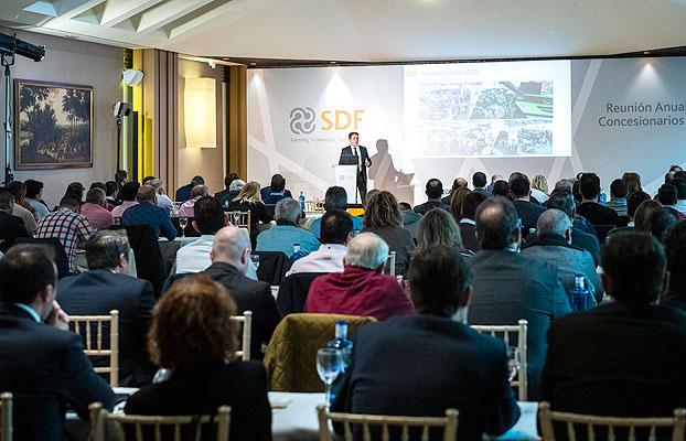 SDF ha celebrado su reunión anual de concesionarios