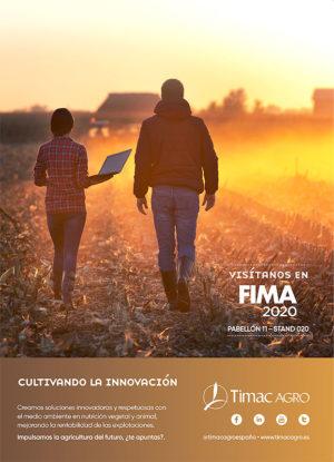 Timac Agro mostrará sus innovaciones en FIMA 2020