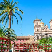 El Congreso PARJAP celebra su edición más floral durante la primavera en Murcia