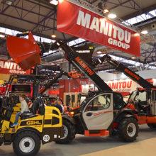 Manitou muestra en FIMA su amplia gama de soluciones