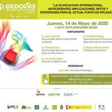 IFEJA organiza el Primer Diálogo Expoliva Online