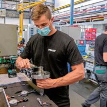 Fendt reanuda la producción esta semana con amplias medidas de seguridad.