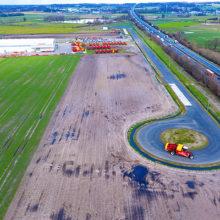 Grimme abre pista de prueba para cosechadoras autopropulsadas