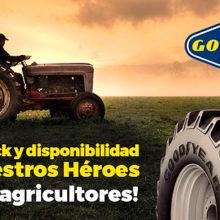 NEX refuerza su apoyo a la agricultura en tiempos de héroes