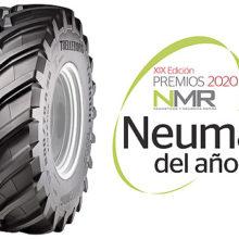 El neumático Trelleborg TM1000 ProgressiveTraction nominado a los premios Best Agricultural Tire