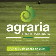 Agraria ha comenzado los preparativos de su próxima edición