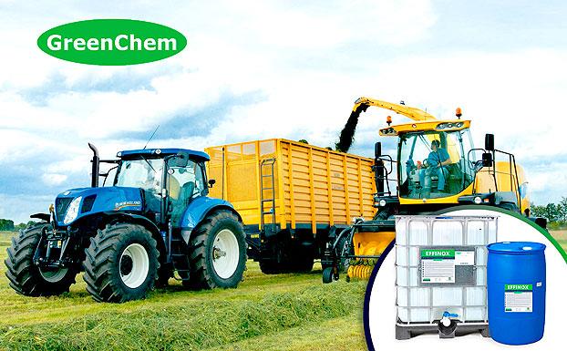 Effinox de GreenChem evita la cristalización de la urea en el SCR