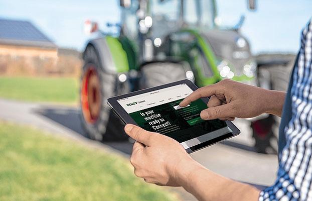Soluciones Fendt Smart Farming