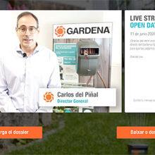 Gardena presenta sus nuevos productos de cara a la nueva campaña