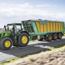 John Deere presenta sus nuevos tractores y equipos de tratamiento