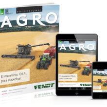 El número 57 de la revista Profesional AGRO ya está disponible