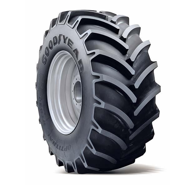 Neumático Optitrac de Goodyear Farm Tires