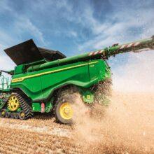 John Deere presenta dos nuevos modelos de cosechadoras Serie X