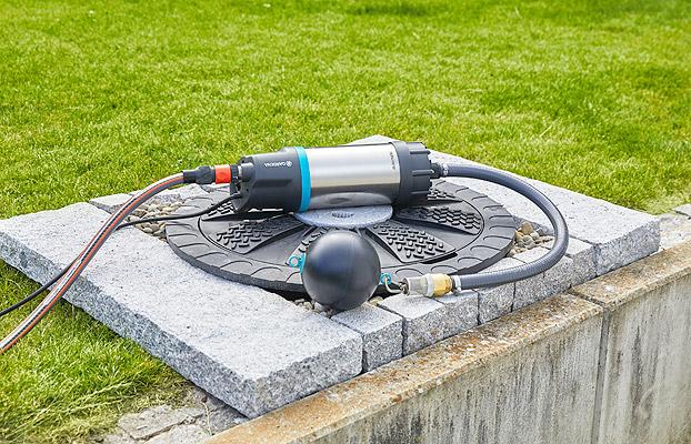 Gardena bombas sumergibles