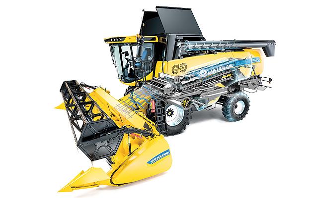 Nueva New Holland CH Crossover Harvesting