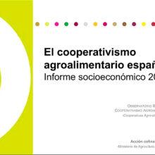 Las cooperativas incrementan el empleo un 5% según el informe OSCAE