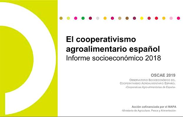 Cooperativas Agro-alimentarias informe OSCAE