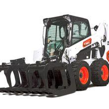 Bobcat completa la nueva gama de cargadoras Stage V de la serie M