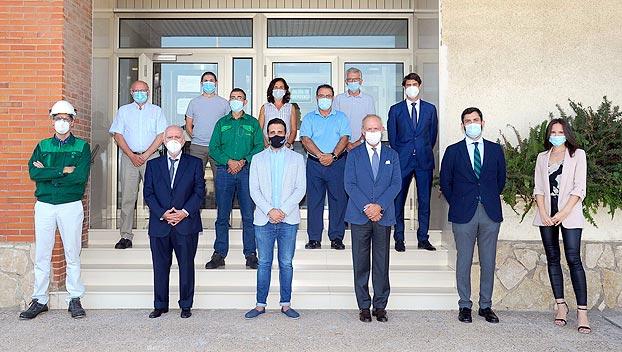 Fertiberia inaugura dos nuevas plantas de AdBlue y fertilizantes en Sagunto