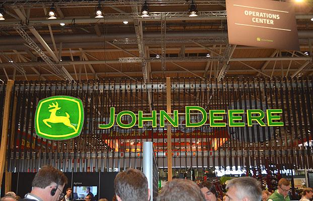 John Deere no participará en ferias internacionales