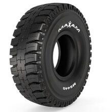 Nuevo neumático MAXAM para el transporte en minería, el MS453