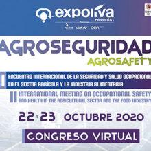 Agroseguridad 2020 se celebrará de forma online el 22 y 23 de octubre