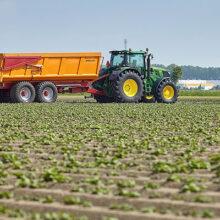 BKT, el neumático adecuado para el cultivo de la patata