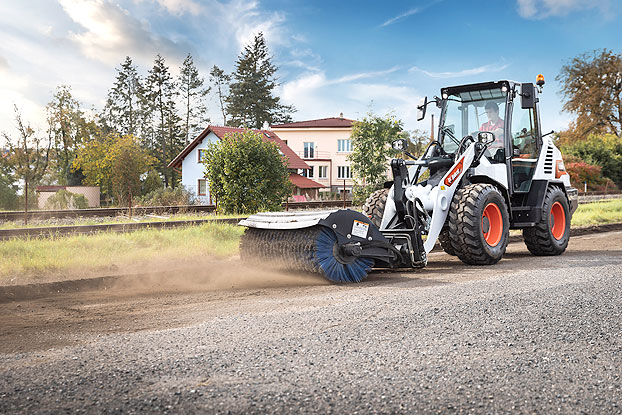 Bobcat cargadoras de ruedas Next is Now