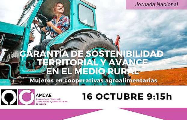 AMCAE apuesta por el papel de la mujer en la sostenibilidad territorial