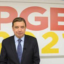 El presupuesto del MAPA sube un 10,5% hasta 8.496,2 M de euros