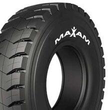 El nuevo neumático de transporte de minería MAXAM – MS412