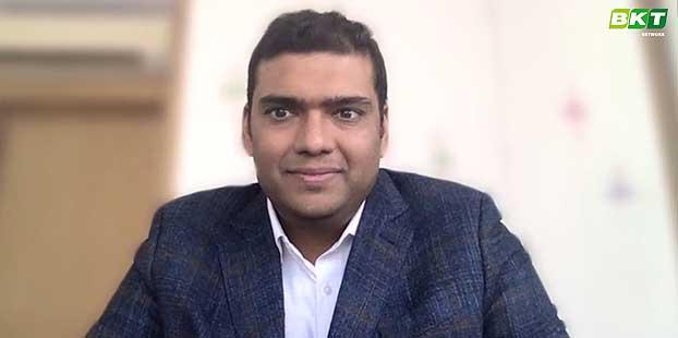 Rajiv Poddar es el protagonista de una nueva entrevista en BKT Network