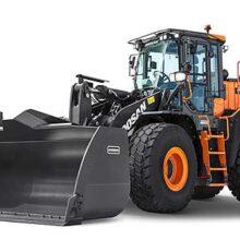Doosan presenta la nueva gama de cargadoras de ruedas DL-7